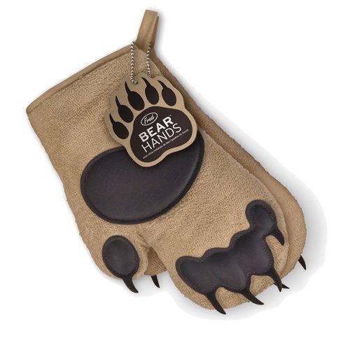Fred & Friends   Bear Hands 熊掌造型隔熱手套