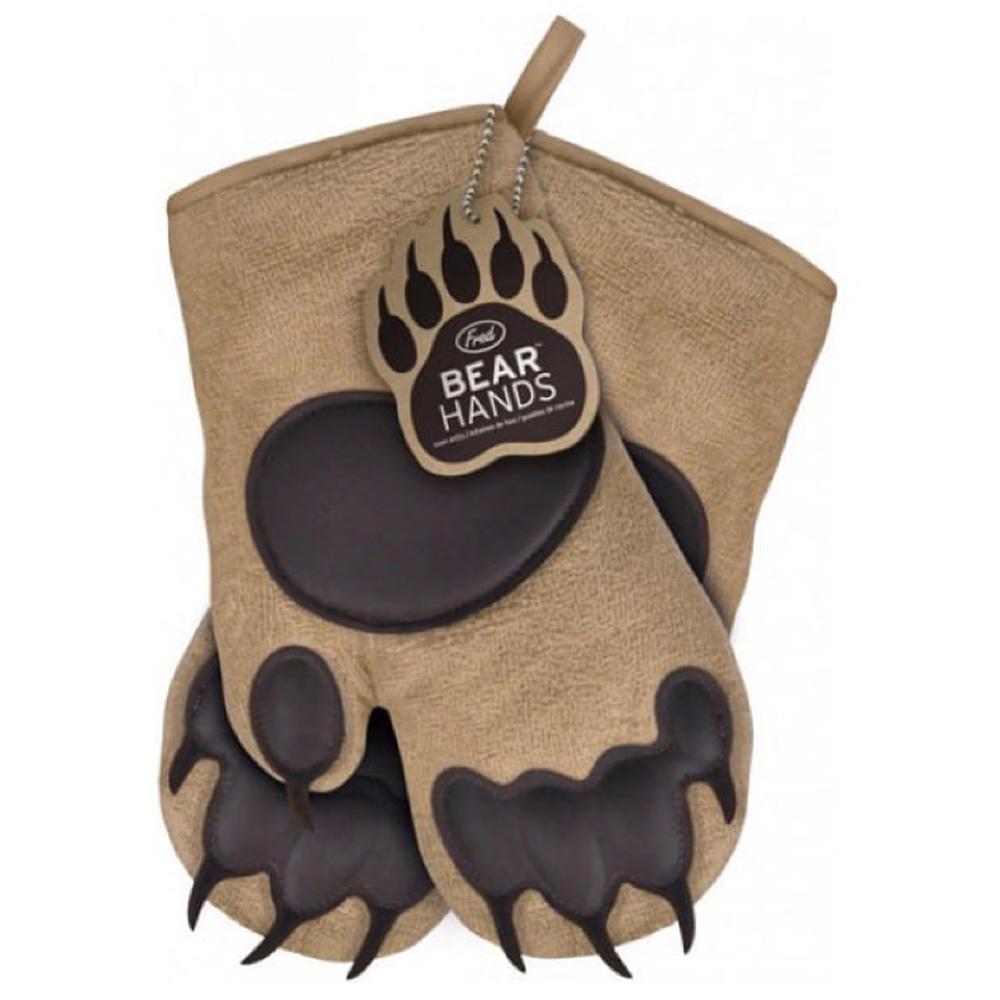 Fred & Friends|Bear Hands 熊掌造型隔熱手套