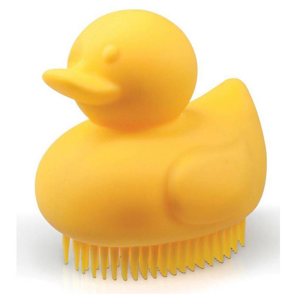 Fred & Friends|Scrubber Ducky 黃色小鴨洗刷刷