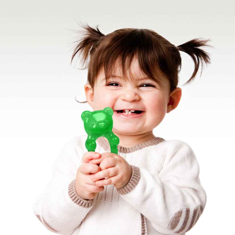 Fred & Friends|Gum Me 熊寶貝嬰孩咬咬樂
