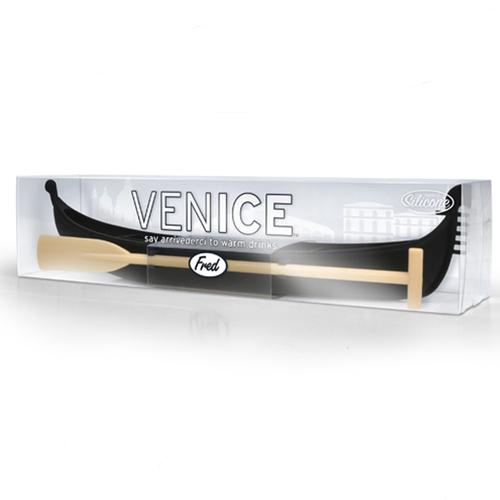Fred & Friends|Venice Goldola Ice Tray  威尼斯划船造型製冰盒