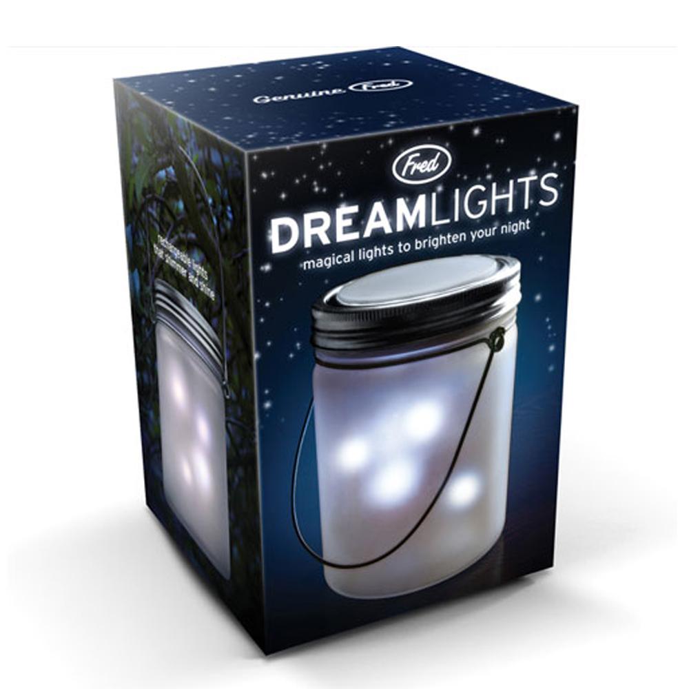 Fred & Friends|Dreamlights  太陽能螢光閃爍夜燈