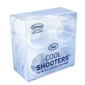 Fred & Friends|Cool Shooter 冰冷凍凍杯