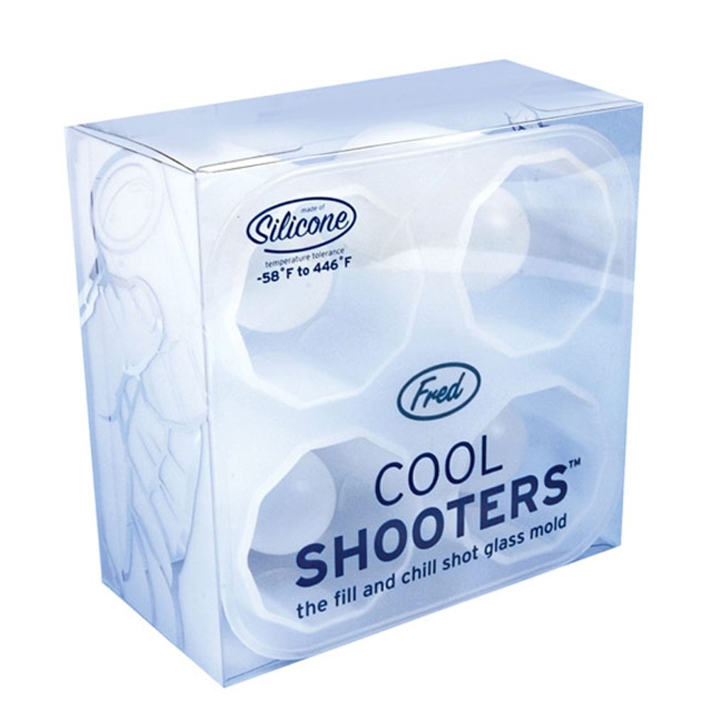 Fred & Friends Cool Shooter  冰冷凍凍杯