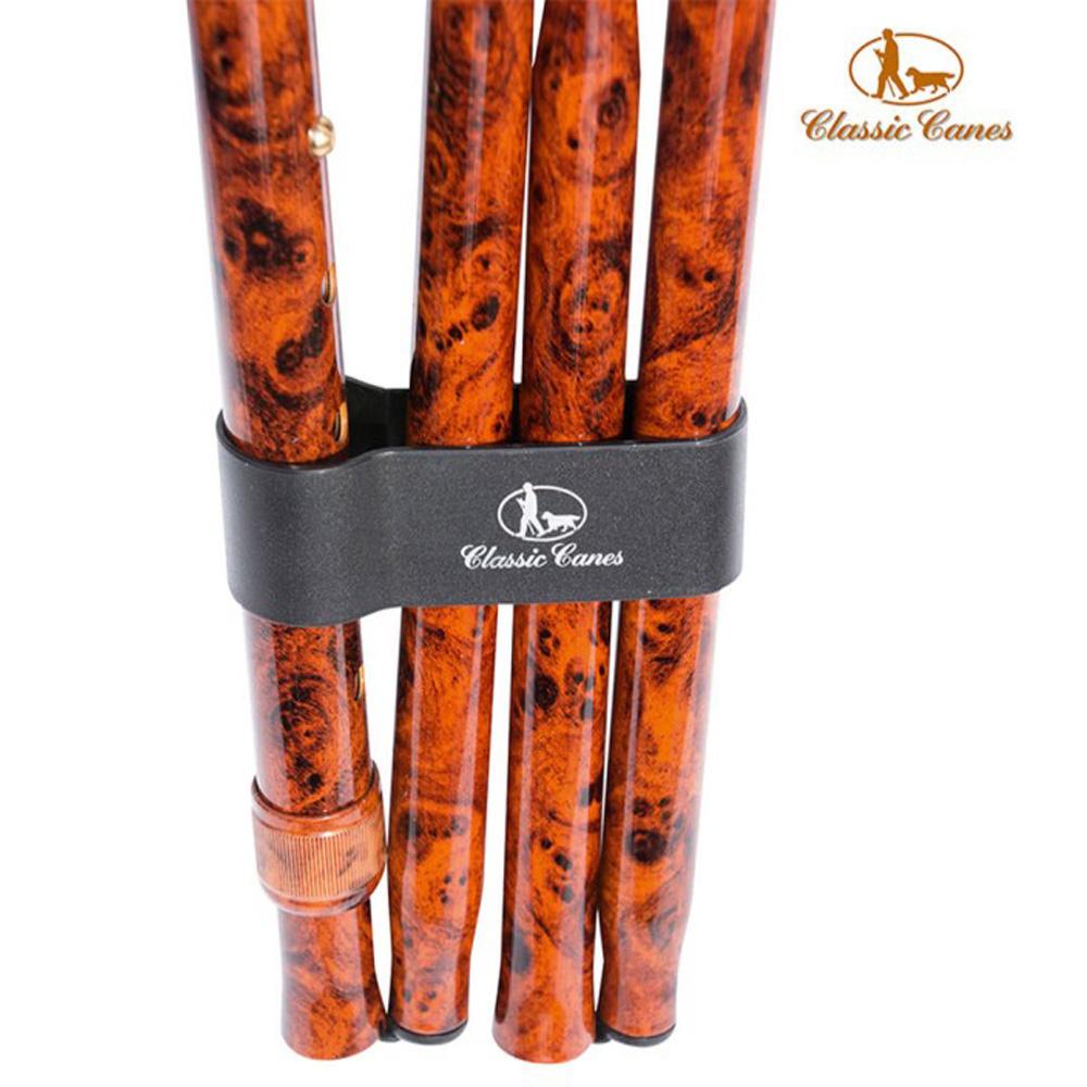 英國Classic Canes|折疊手杖扣環- 4833P