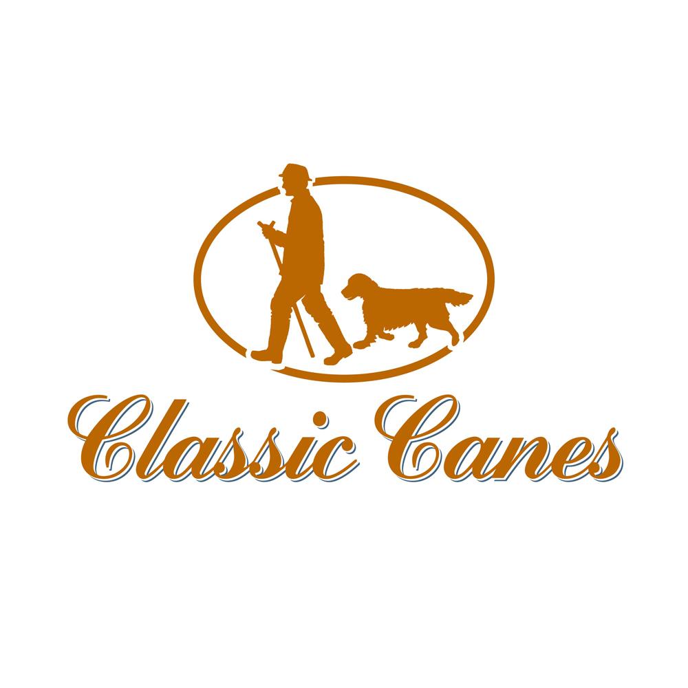 英國Classic Canes|方便收納袋 - 黑菱格車線