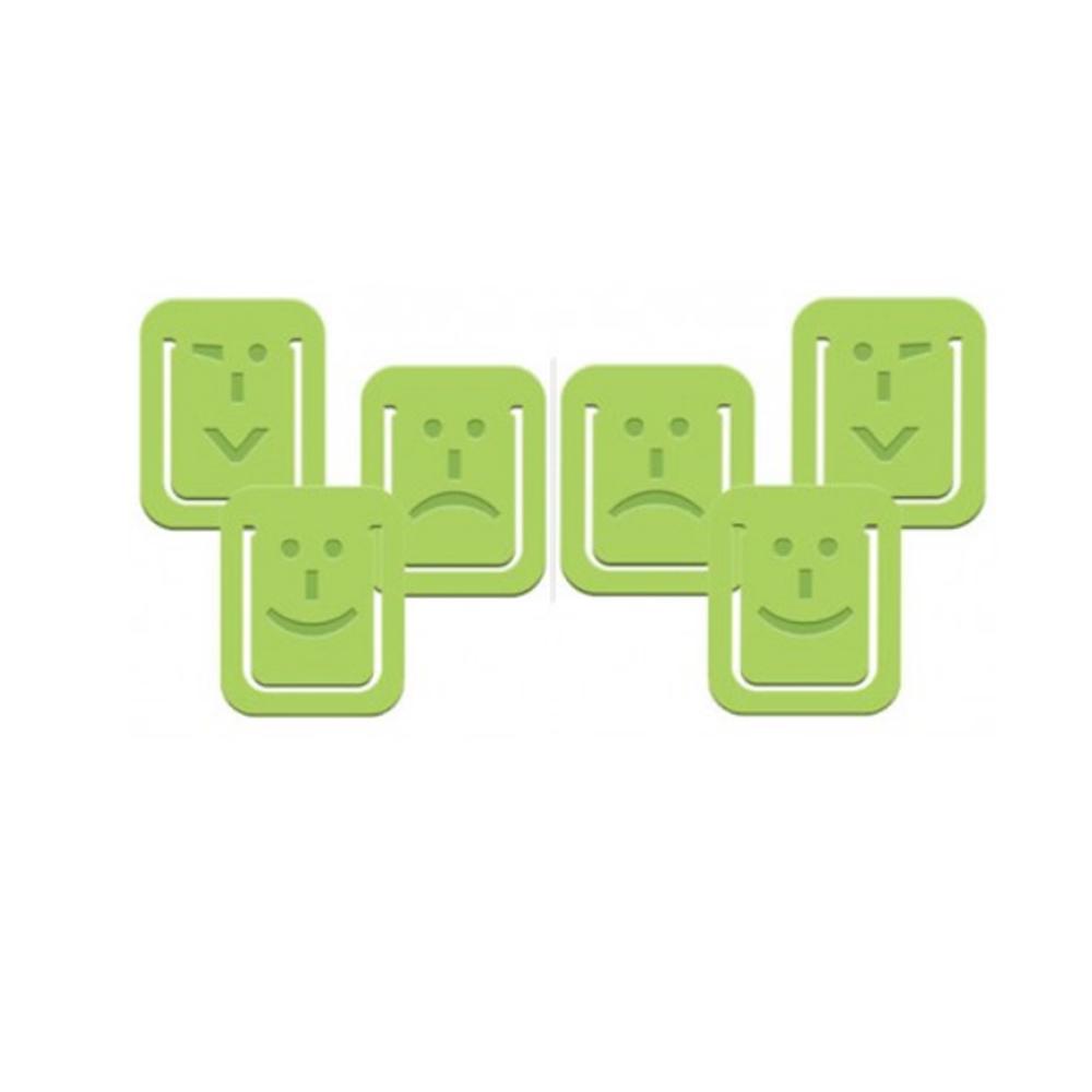 Fred & Friends|Iconoclasps 趣味迴紋針(綠色)