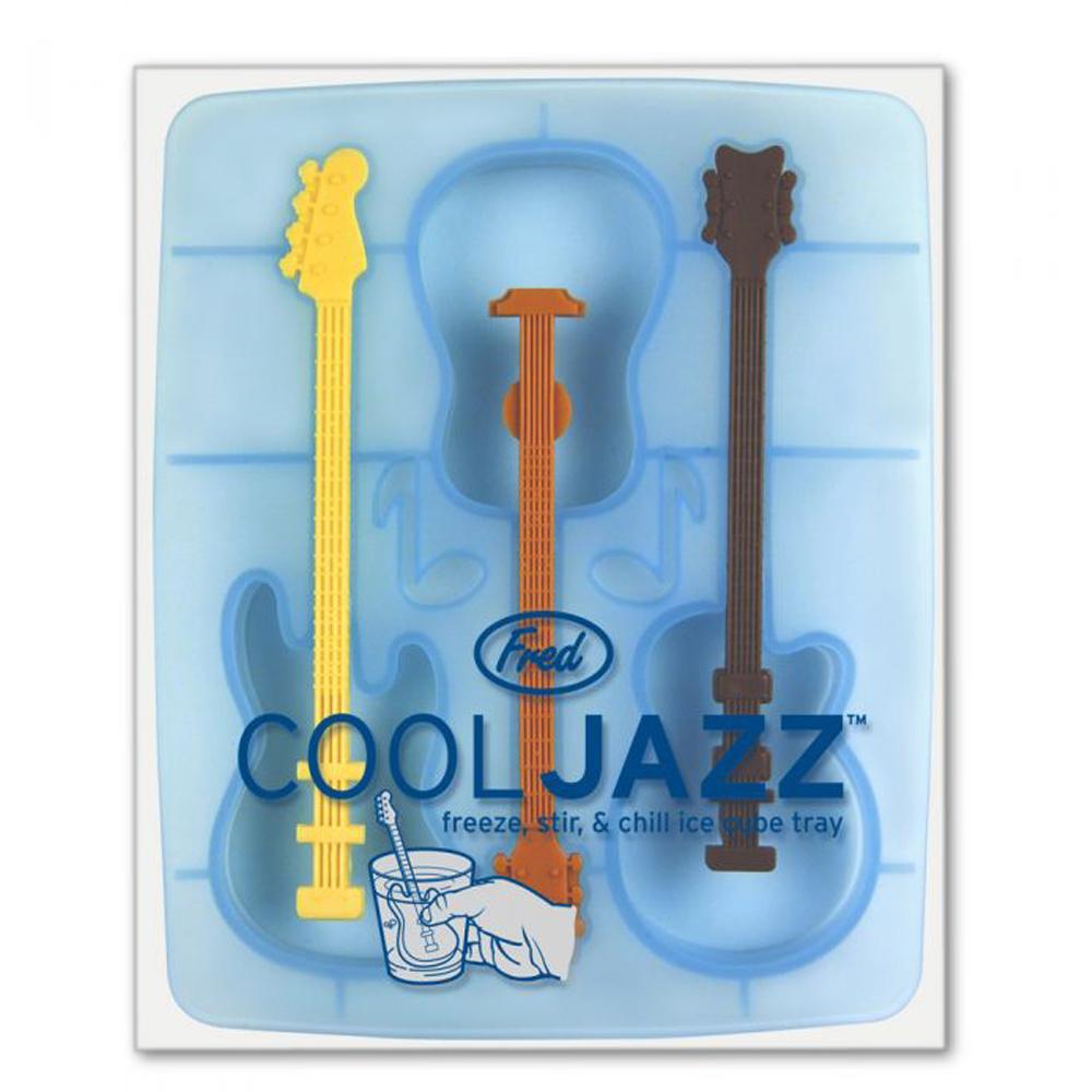 Fred & Friends|COOL JAZZ  酷爵士特調冰塊攪拌棒(淺藍色)