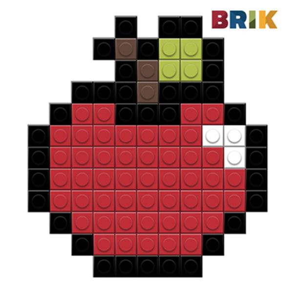 (複製)美國 BRIK|造型積木組 (企鵝)