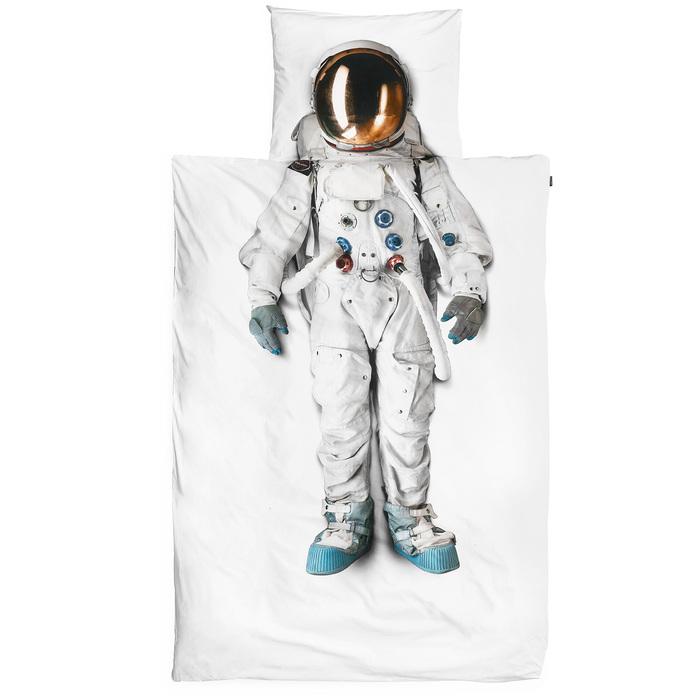 【集購】SNURK | 漫遊太空系列 枕套+被套組