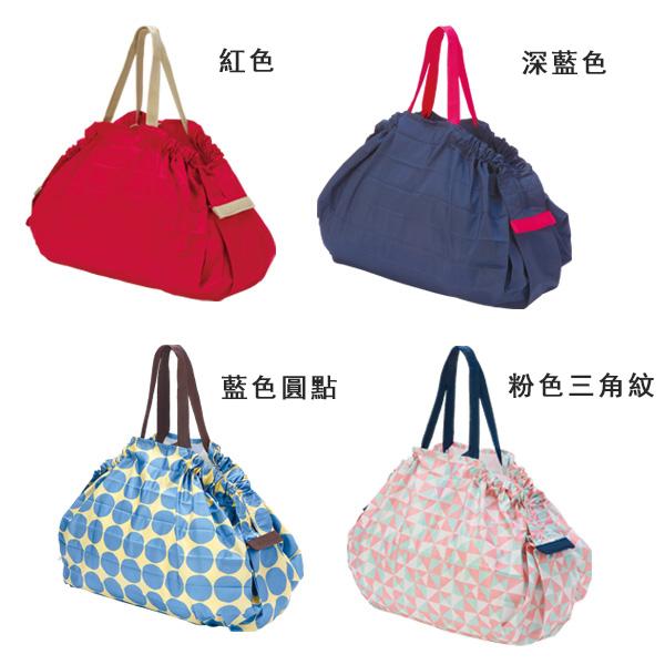 【集購】官方授權-日本Marna | SHUPATTO快速收納環保袋 L (4色可選)