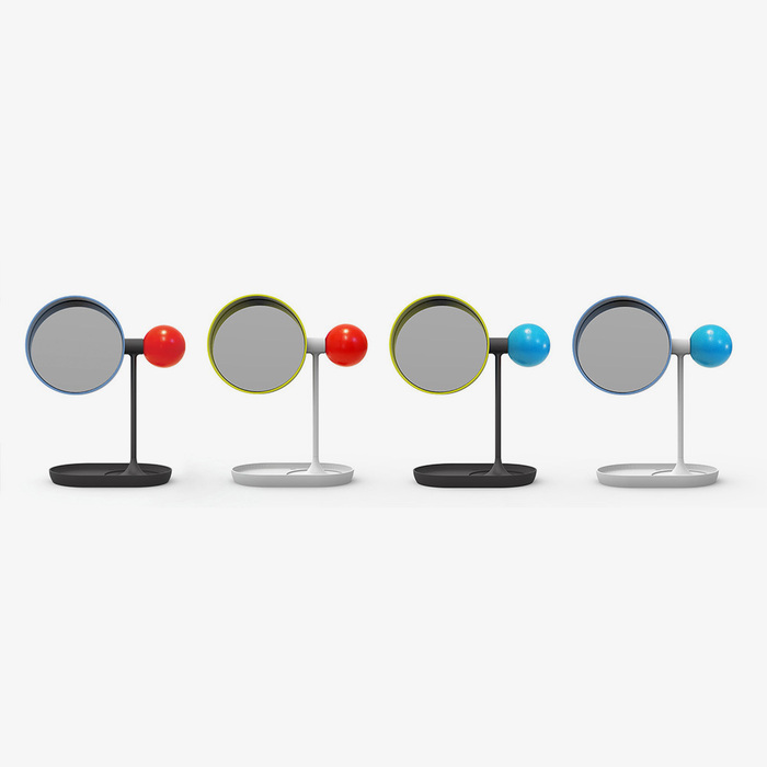 Rcube Design | Ball 桌面鏡 (混色)