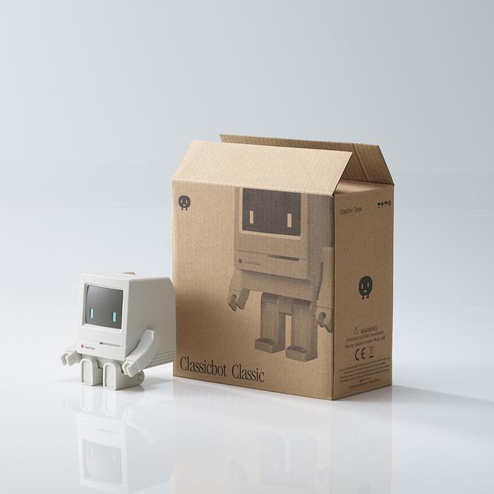 【集購】Playsometoys | 經典電腦機器人Classicbot Classic