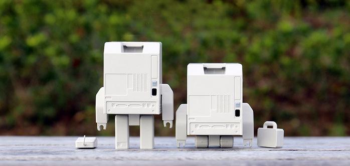 【集購】Playsometoys | 經典電腦機器人公仔 Classicbot Classic