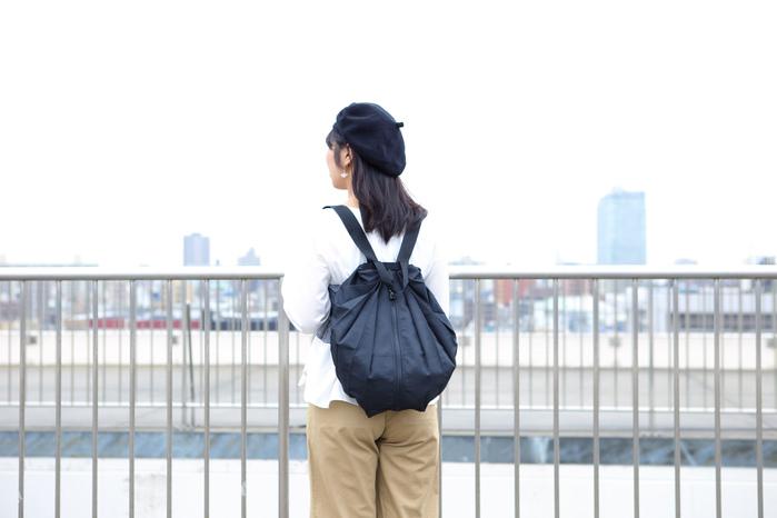 【集購】官方授權-日本Marna | SHUPATTO快速收納後背包  (3色可選)