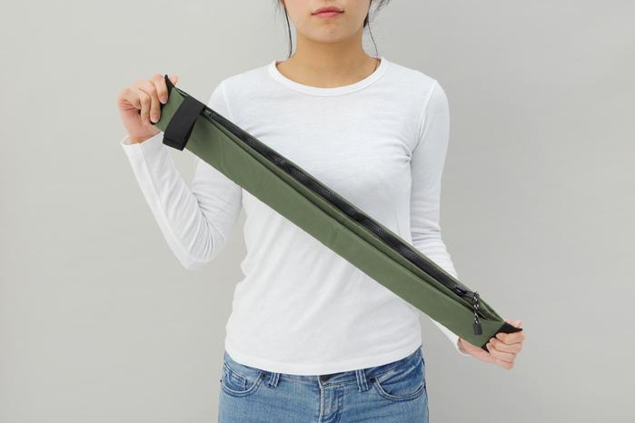 【集購】官方授權-日本Marna | SHUPATTO快速收納防潑水兩用側背包  (4色可選)