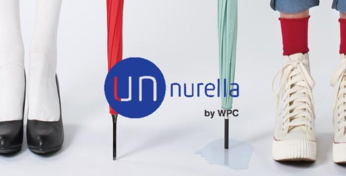 【集購】日本Unnurella | 不濕抗UV 晴雨摺疊傘-11色