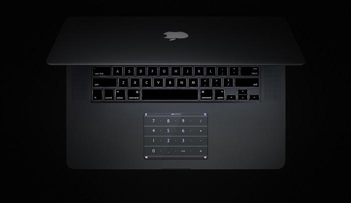 中國 Luckey   超薄智能數字觸控版 (Macbook 12'')
