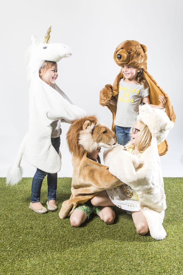 Wild & Soft | 動物造型披風-棕熊