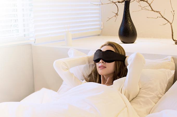 Manta Sleep | 可調整舒適睡眠眼罩