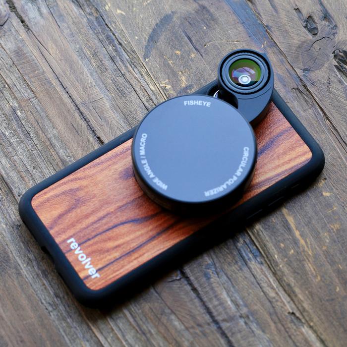 【集購】ZTYLUS | REVOLVER M4 iPhone 磁吸鏡頭手機殼組-官方授權