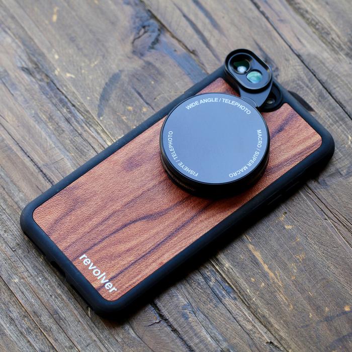 (複製)【集購】ZTYLUS | REVOLVER M4 iPhone 磁吸鏡頭手機殼組-官方授權