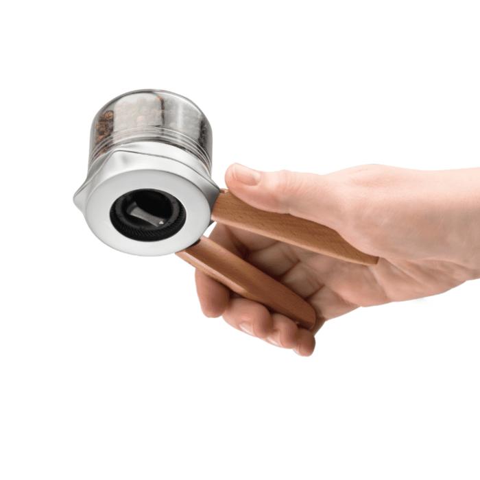 【集購】Ortwo 單手可使用香料研磨罐  | 陶瓷款