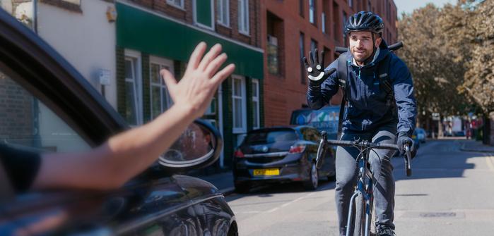 【集購】英國 Loffi | 專業自行車微笑手套