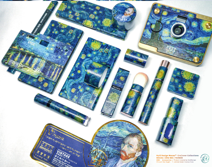 原質東隅 Hylé design | HOLD-it 木面筆記本Blossom 綻放款