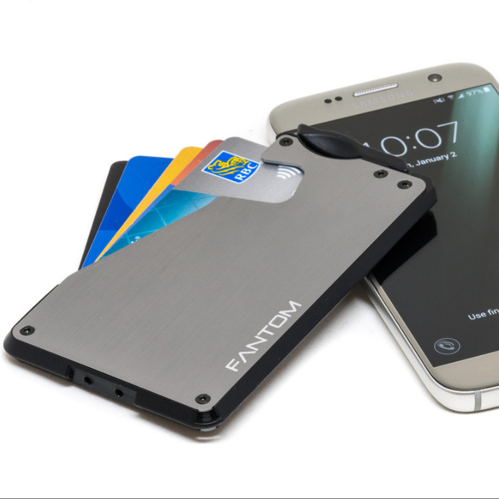 【集購】加拿大 AnsixDesigns | 信用卡收納夾 (FANTOM 系列 三色/九種規格 可選)