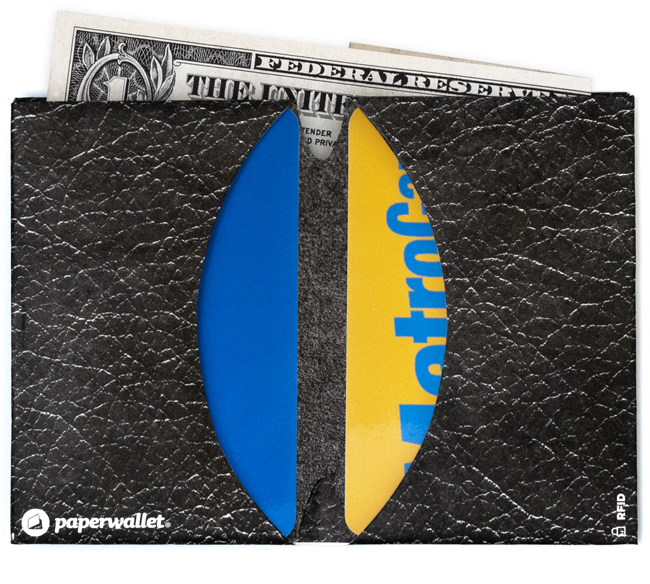 【集購】美國Paper wallet | 史上最薄的錢包