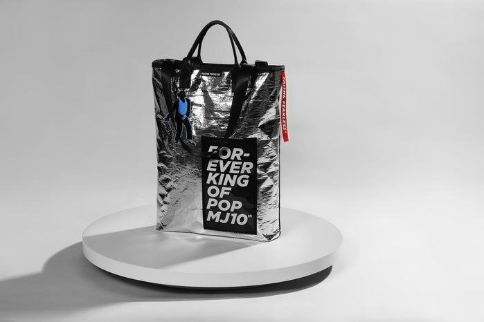 UltraWorks| FF Tote Bag X 麥可傑克森 限量聯名款