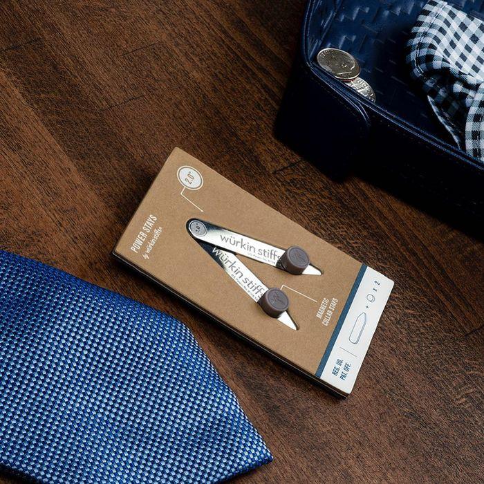 Wurkin Stiffs|不鏽鋼襯衫領撐片(基本款)