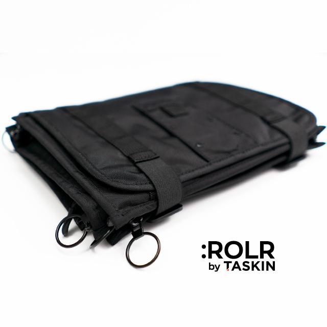 美國Taskin|ROLR 5合1旅遊盥洗收納包