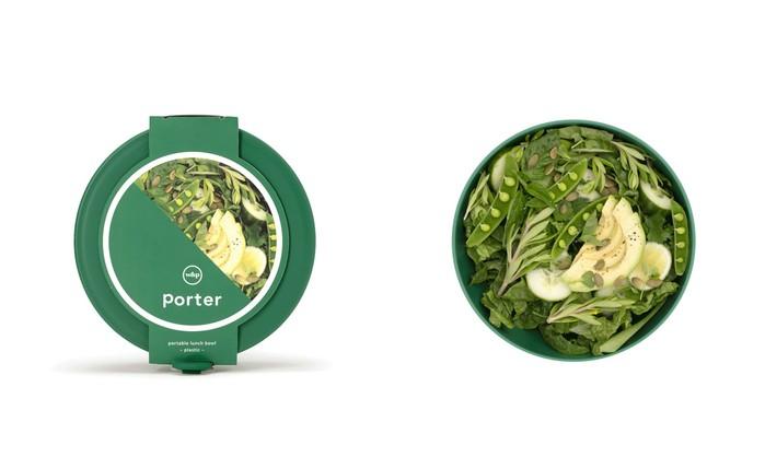 【集購】美國W&P|Porter Bowl 塑膠餐盒 (三色可選)