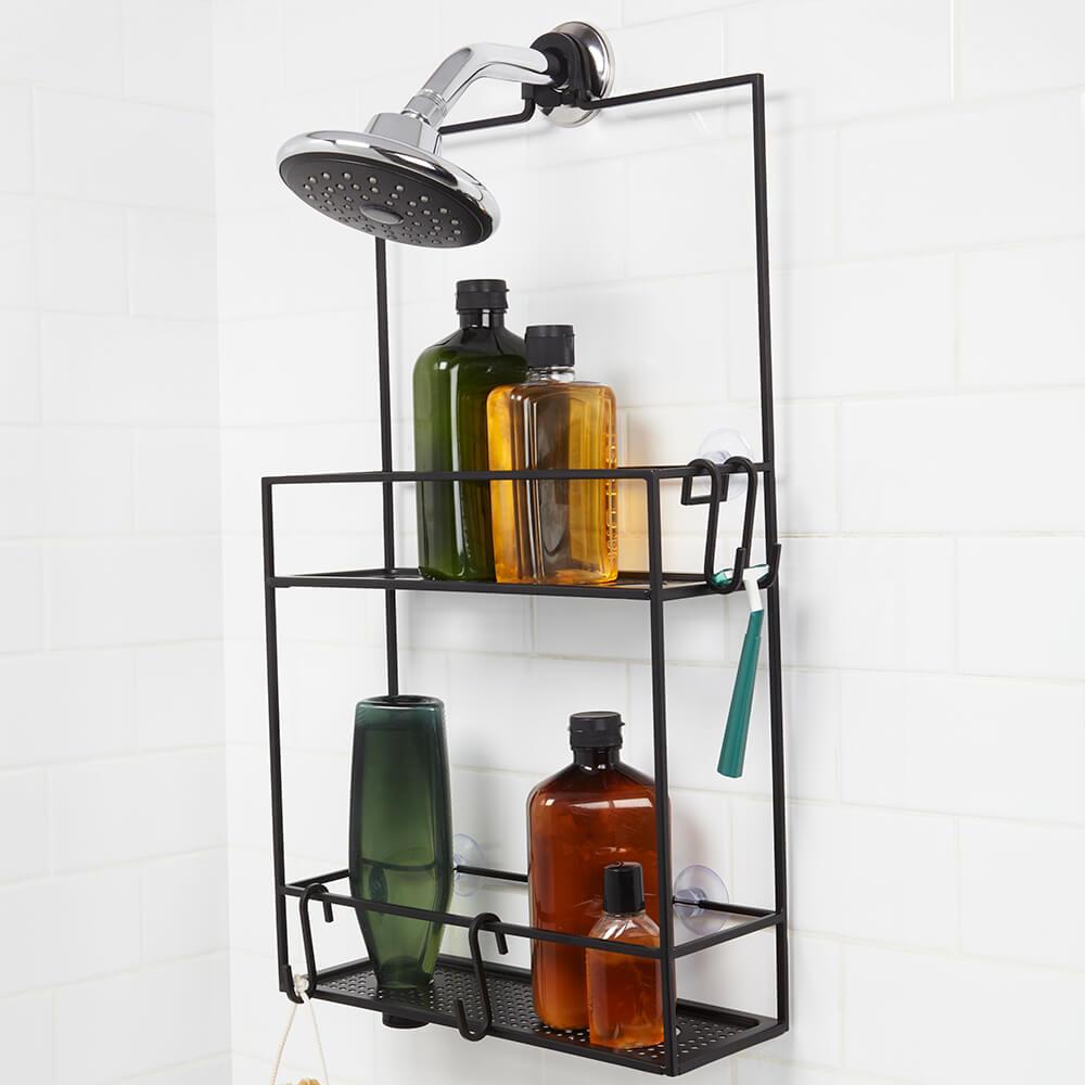 Umbra | CUBIKO 浴室收納架 黑色