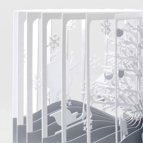 青幻舎 | 雪世界 360° 立體書