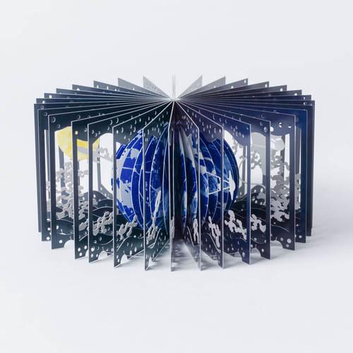 青幻舎 | 漫遊太空之旅 360° 立體書
