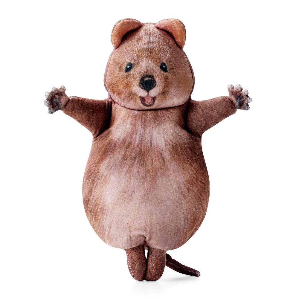 Felissimo   YOU+MORE!短尾矮袋鼠收納袋