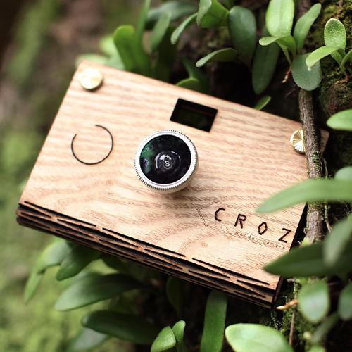 原質東隅 Hylé design | CROZ D.I.Y 數位相機