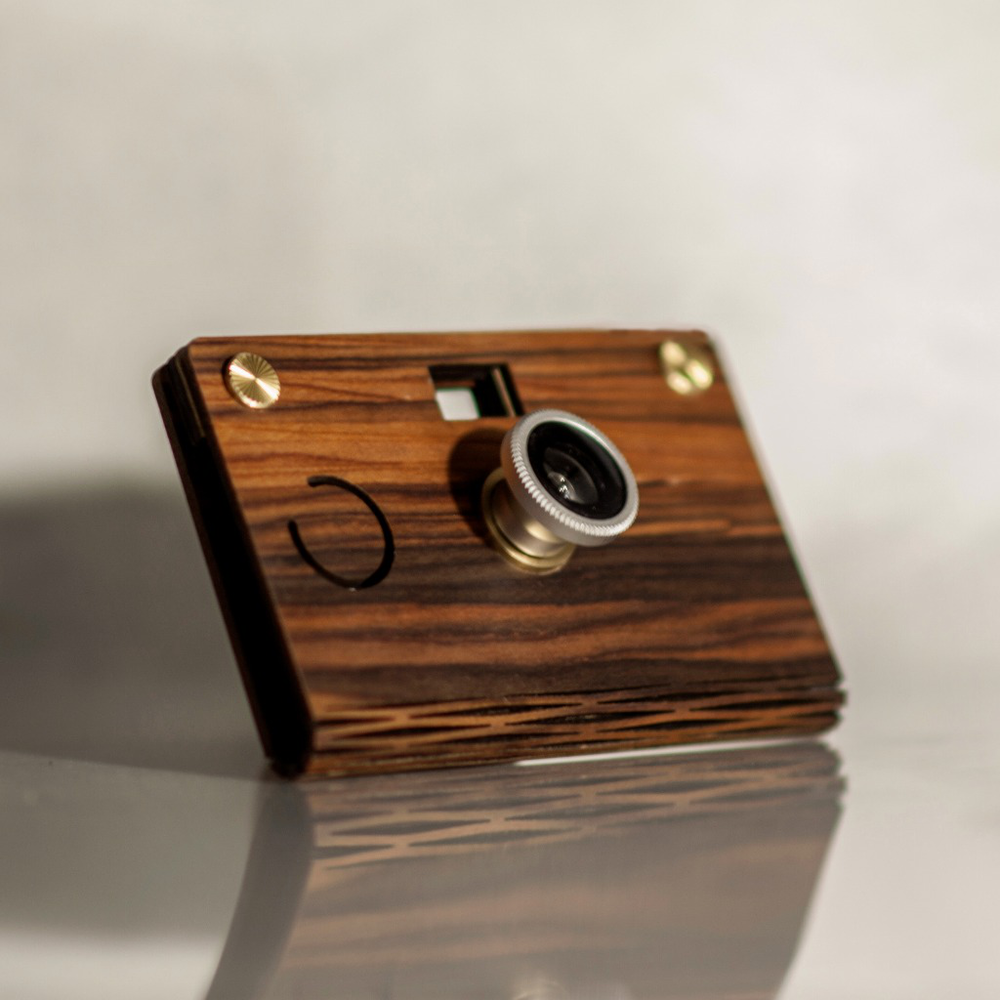 原質東隅 Hylé design | CROZ D.I.Y 數位相機 (限量聖誕組盒)