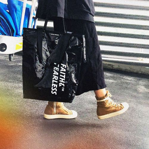 UltraWorks| FF-PVC Tote Bag (四色可選)