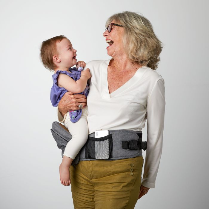 【集購】美國 TushBaby | Hipseat 坐墊式抱嬰腰帶