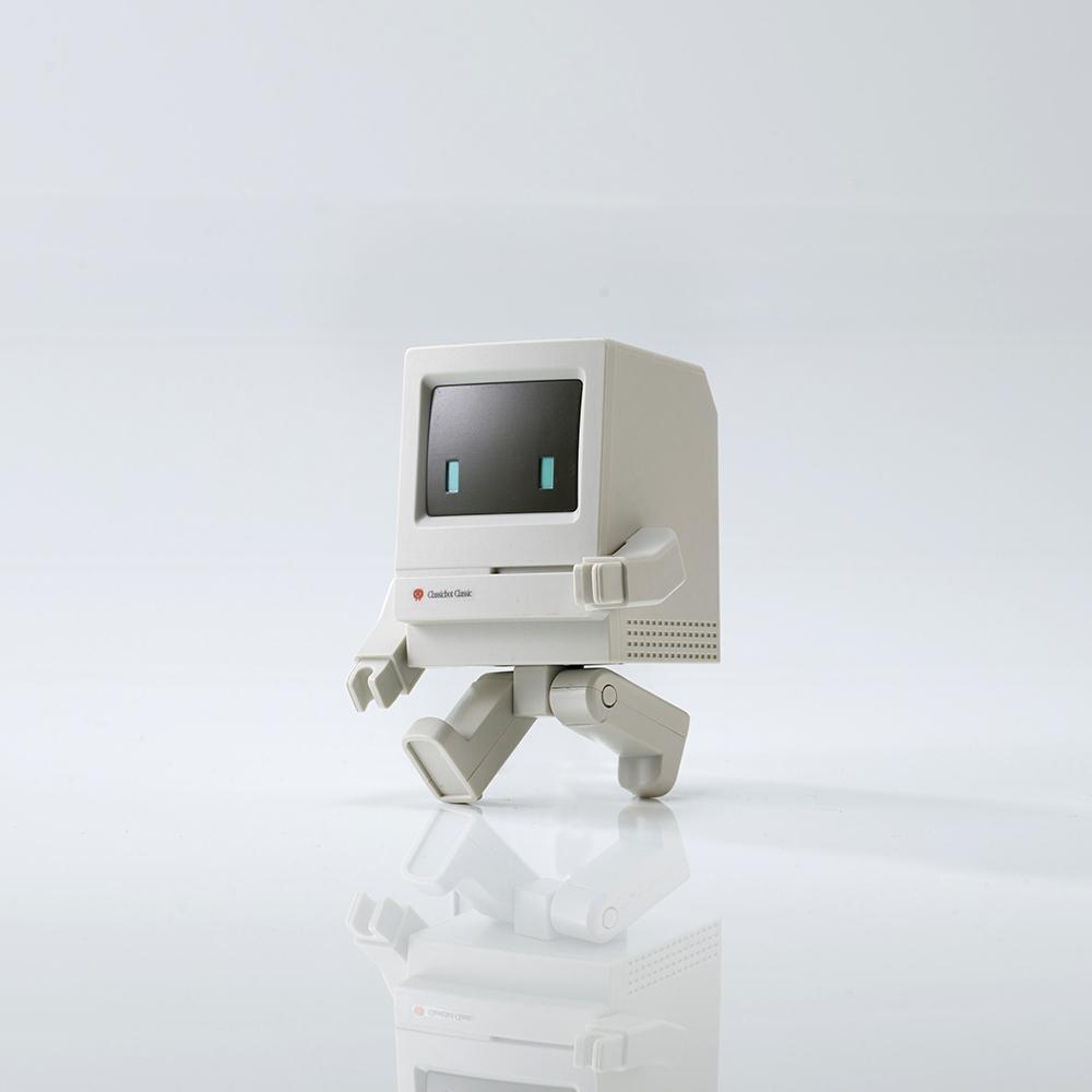 Playsometoys | 經典電腦機器人公仔 Classicbot Classic