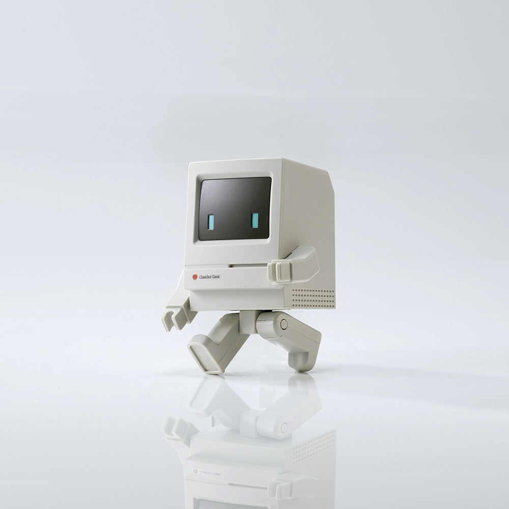 Playsometoys   經典電腦機器人公仔 Classicbot Classic
