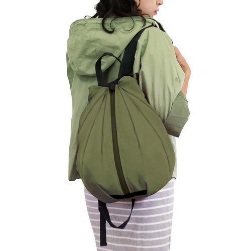 Marna | Shupatto快速收納防潑水後背包  (3色可選)