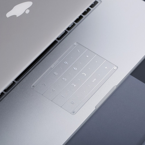 Luckey    超薄智能數字觸控版 (Macbook Pro 13吋 2016-2018新版)