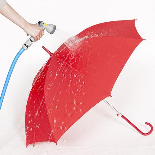 日本Unnurella | 不濕抗UV 晴雨摺疊傘-英倫藍格