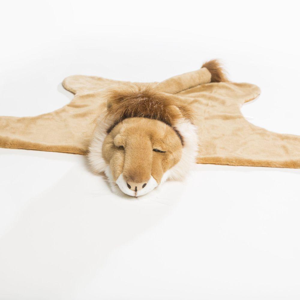 Wild & Soft | 動物造型披風-獅子