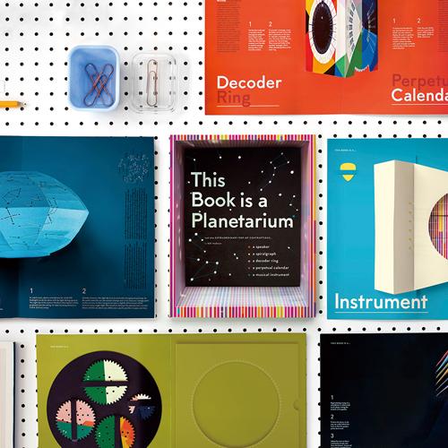 美國 Chronicle Books | This Book Is a Planetarium 魔法科學立體書